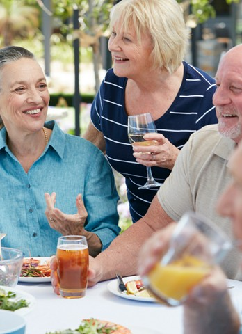 Making friends in retirement for over 50s