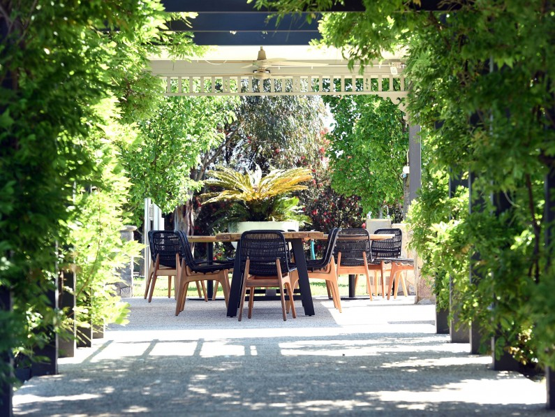 Lifestyle casey fields outdoor seating