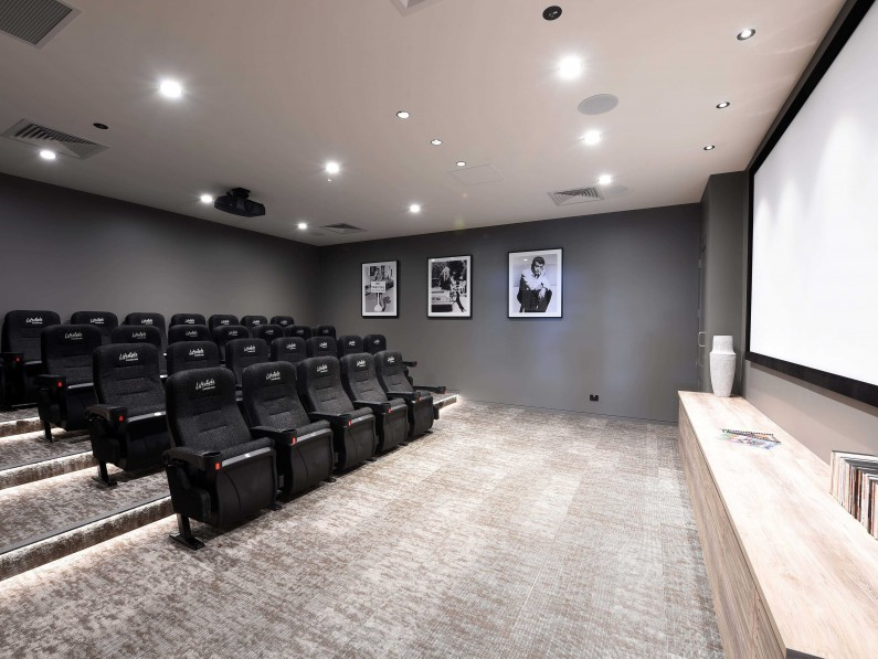 Kaduna Park Clubhouse Cinema2