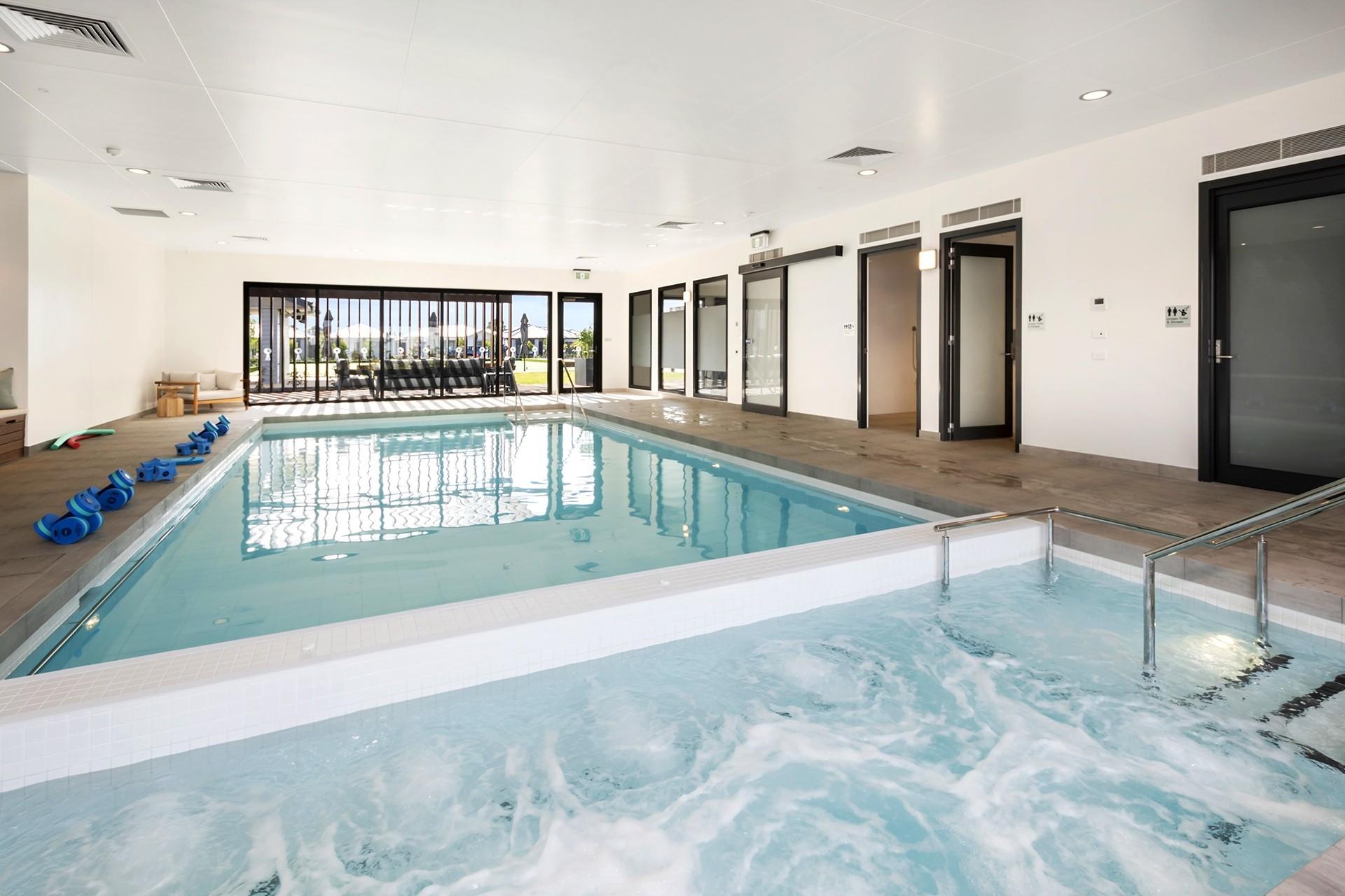 Kaduna Park Clubhouse Indoor Pool Spa