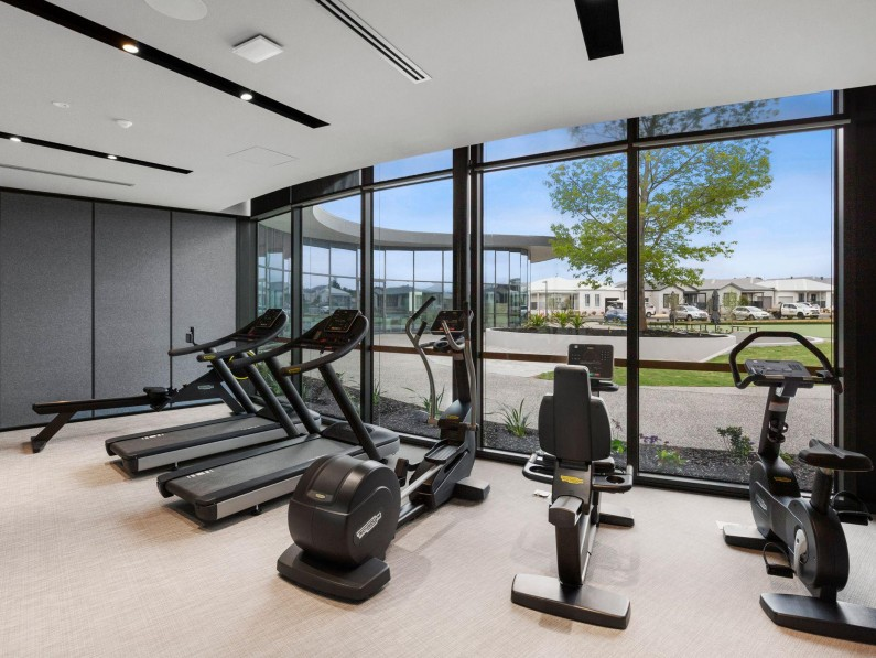 Mount Duneed Clubhouse Gym2