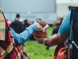 Lifestyle Communities Outdoor cinema